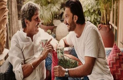Kapil Dev to host Ranveer Singh at his home for 10 days to help later to get into skin of his character