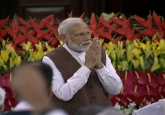 LIVE: Narendra Modi unanimously elected as leader of NDA Parliamentary Party