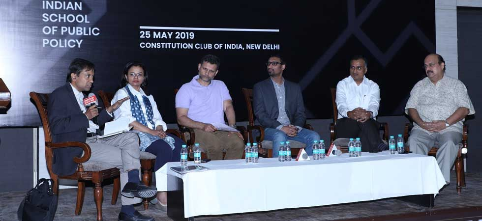 The panel discussion on public policy careers in the corporate sector was organised by ISPP in New Delhi.