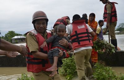 Heavy rain in Tripura, 700 people take shelter in relief camps
