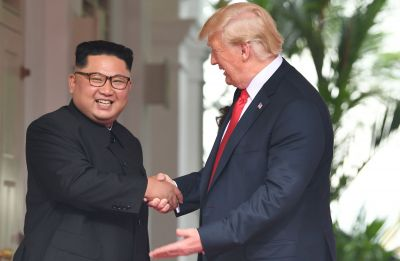 Donald Trump says still has 'confidence' in North Korea's Kim Jong Un
