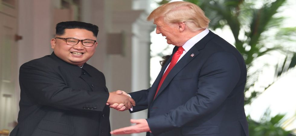 "US President Donald Trump took to Twitter on Sunday to express his ""confidence"" in North Korean leader Kim Jong Un despite Pyongyang's recent weapons tests and deadlocked nuclear talks. (File photo)"