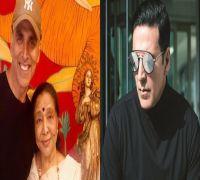 Akshay Kumar meets Asha Bhosle for 'Chai' and 'fun chatter', see PIC