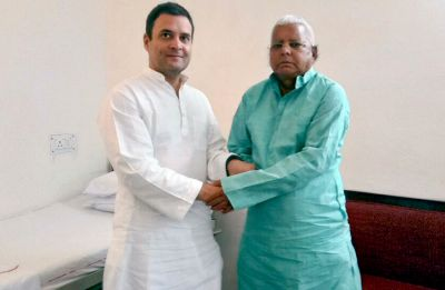 Rahul Gandhi's offer to resign suicidal, would amount to falling into BJP's trap: Lalu Prasad Yadav