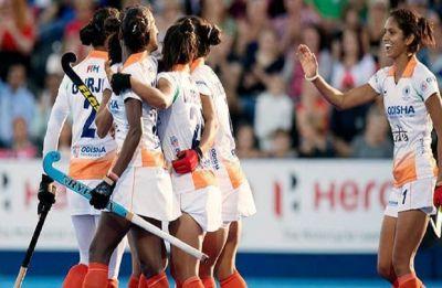 Indian junior women's hockey team lose 1-4 to Ireland
