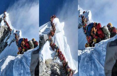 Death on Mt Everest: 11 killed on world's highest peak, climbing season to end on Friday