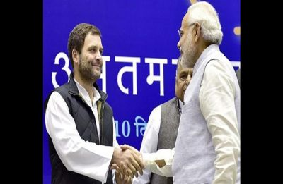 Congress president Rahul Gandhi to attend PM Narendra Modi's swearing-in ceremony