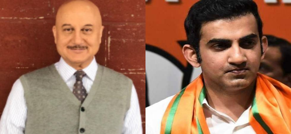 Don't get into trap of getting popular with media: Kher's advice to Gambhir
