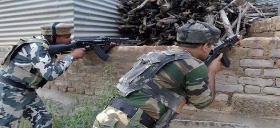 Encounter breaks out between terrorists, security forces in Shopian, area cordoned off