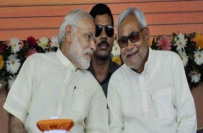 We're together, not upset: Nitish Kumar on JDU opting out of Modi Cabinet 2.0