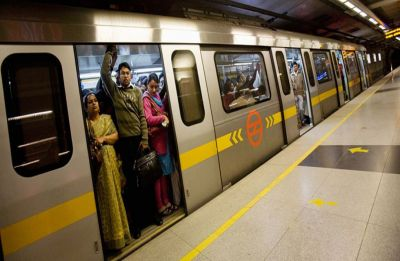 Service affected on section of metro's Blue Line