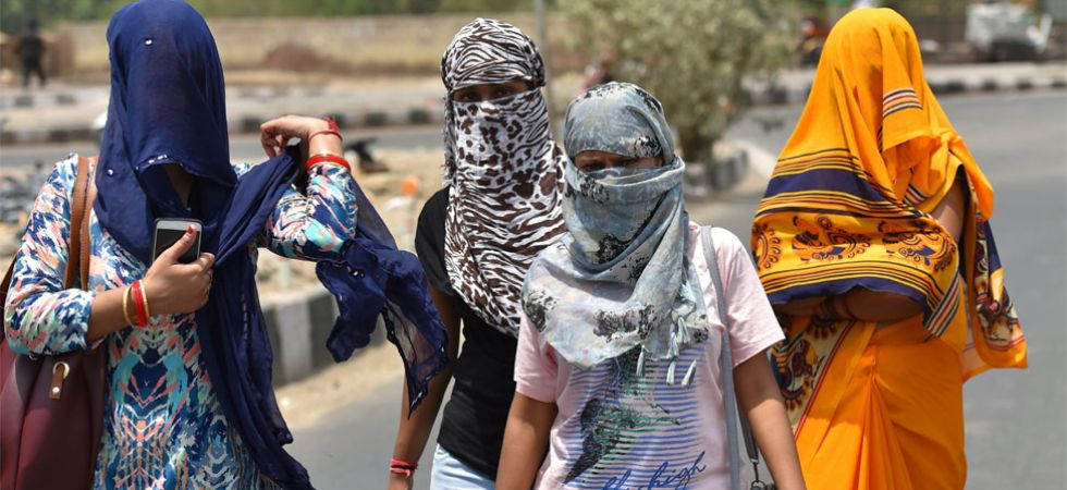 A heat wave is usually declared when the maximum temperature remains above 45 degrees Celsius for two consecutive days. (PTI file photo)