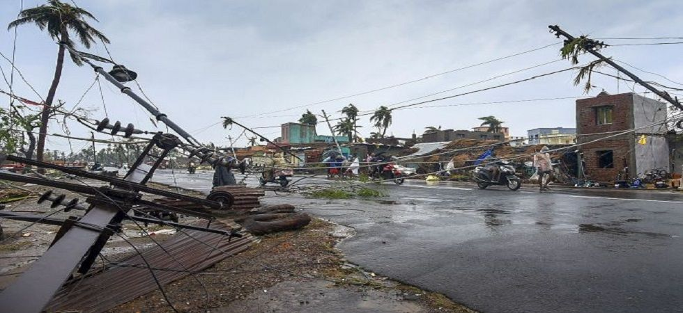 The extremely severe cyclonic storm 'Fani' had made a landfall on May 3 near Puri and had affected 14 districts of the state.