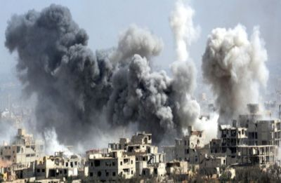Syria says Israeli attacks kill 3 soldiers, wound 7