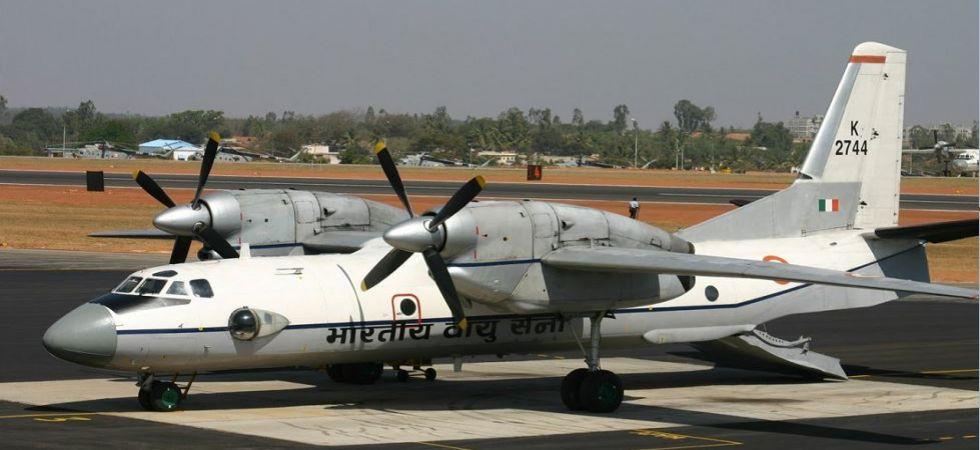 IAF AN-32 aircraft (Representational Image)