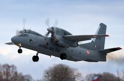 IAF AN-32 Aircraft with 13 people on board goes missing from Arunachal Pradesh, search operation on