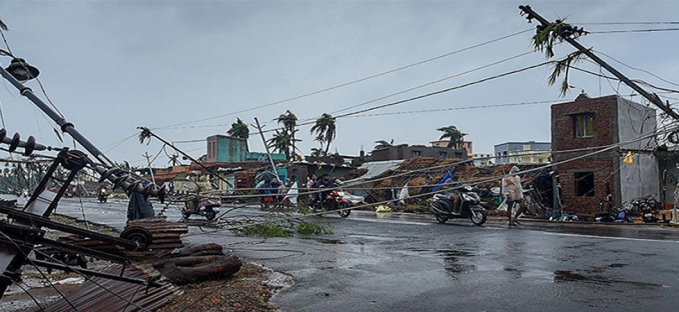 Cyclone Fani had affected a total of 1.65 crore people in 14 districts of the state. (File Photo)