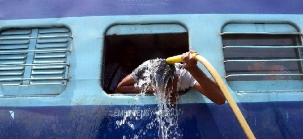 India has been reeling under heatwave conditions over the past few days with the mercury crossing the 50 degrees Celsius-mark in Rajsthan's Churu. (File Photo )