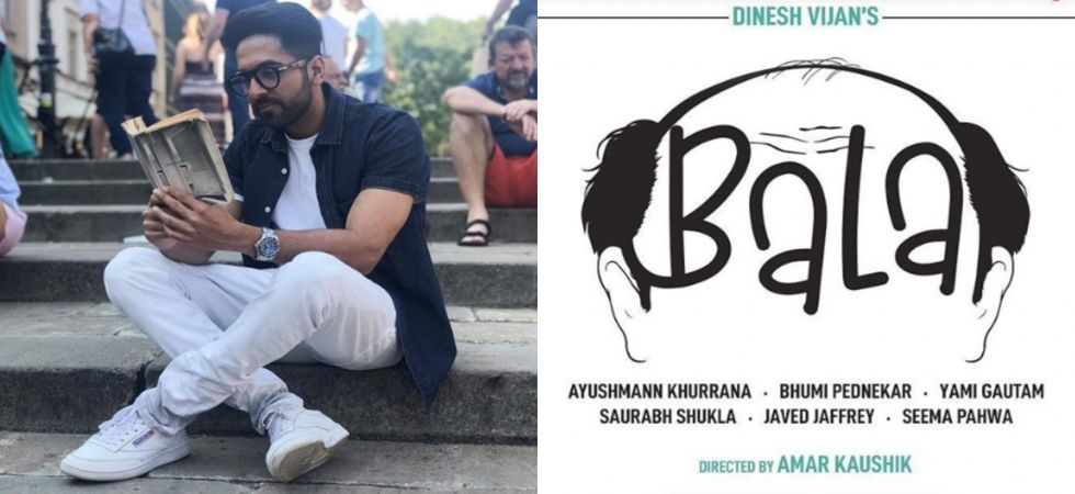 Ayushmann Khuranna and team 'Bala' called by Thane cops for questioning