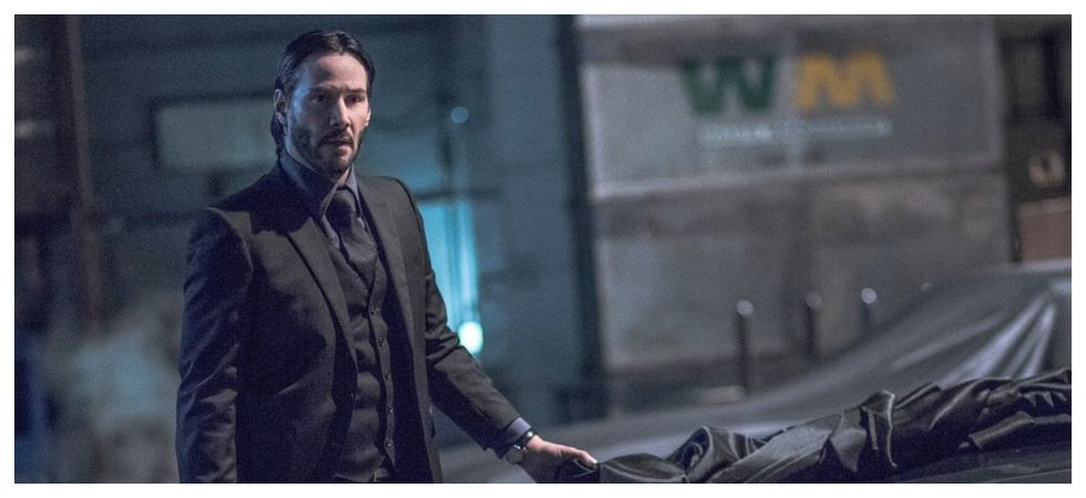 Keanu Reeves in talks to join 'The Eternals'(Photo: Instagram)