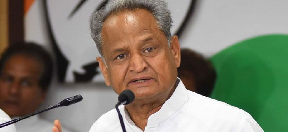 CM Ashok Gehlot shared a clipping of the interview on his Twitter account. (File Photo: IANS)