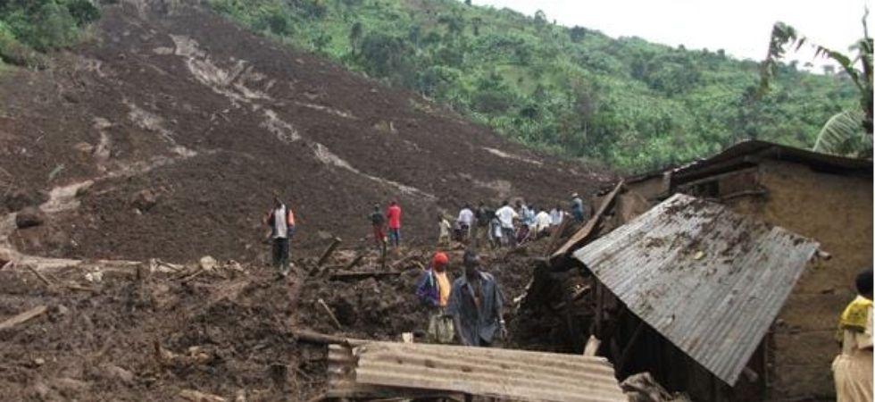 Uganda landslides (Photo Credit: Twitter)