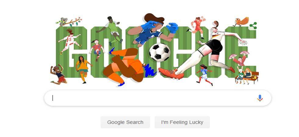 Screenshot of Google doodle today.