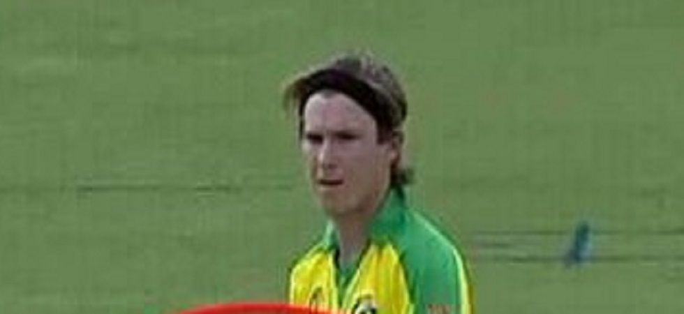 Adam Zampa is in the centre of a 'controversy' during the India vs Australia World Cup clash at The Oval. (Image credit: Twitter)