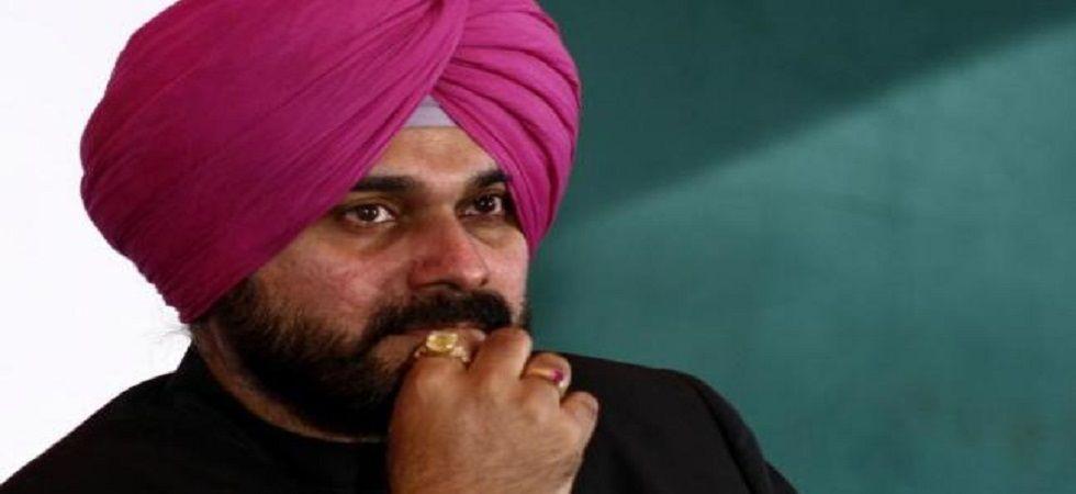 Navjot Singh Sidhu's tourism and cultural affairs portfolio was also taken away. (File photo)