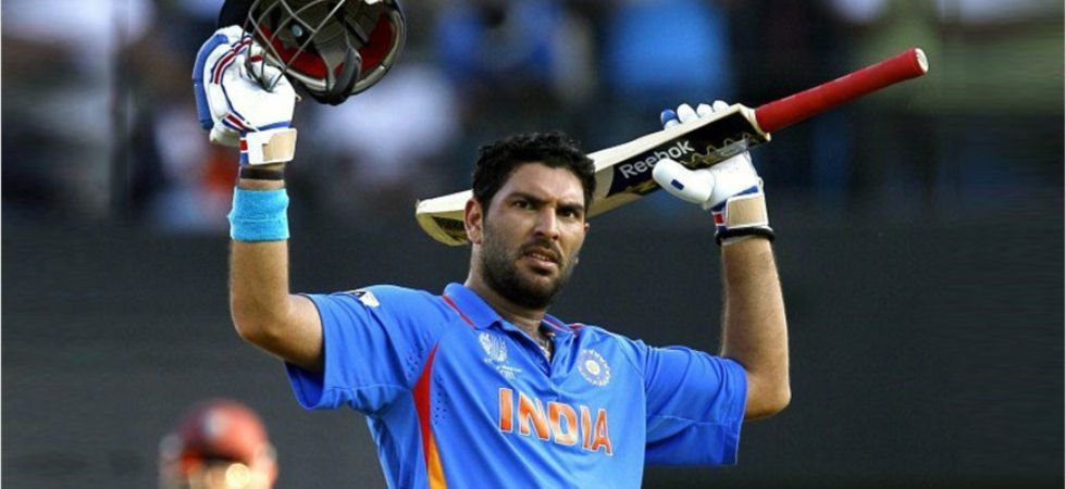Singh, the hero of India's 2011 World Cup triumph, made the announcement during a press conference in Mumbai.