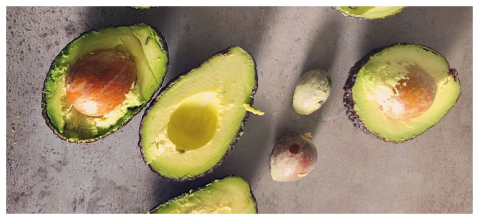 Man arrested for robbing two banks using an avocado (Photo: Instagram)