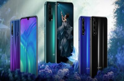 Honor 20 series announced in India: Check out variants, specs, prices here