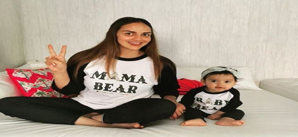 Esha Deol is now proud mother of two girls; check her name here