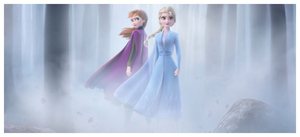 Disney unveils new poster of Frozen 2 (Photo: Instagram)
