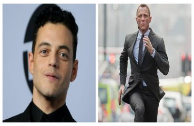 James Bond 25: New blow for the 007 movie as Daniel Craig and Rami Malek 'can't film together'