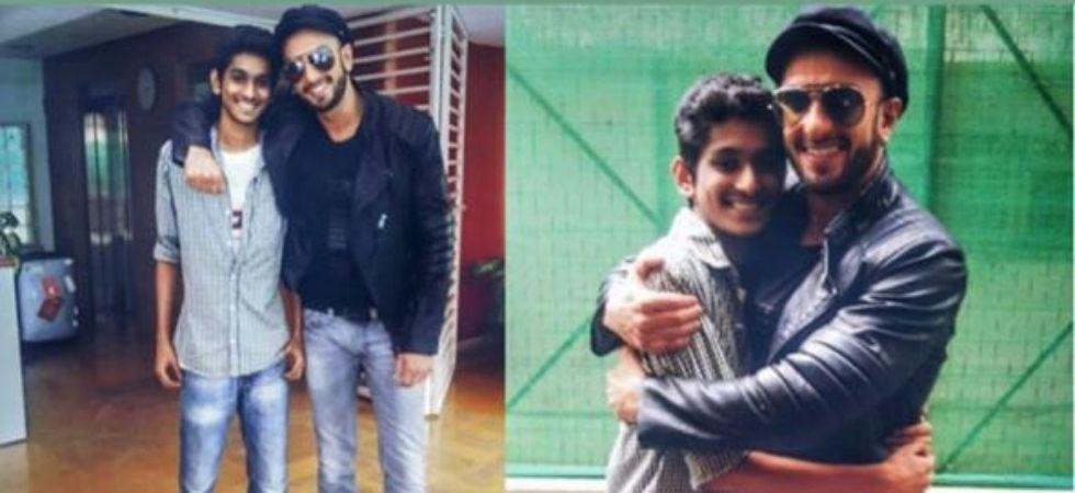 Ranveer Singh mourns death of die-hard fan' with heart-felt post