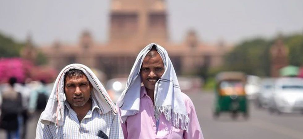 The maximum and minimum temperature are likely to hover around 41 degrees and 31 degrees Celsius, respectively. (File Photo: PTI)