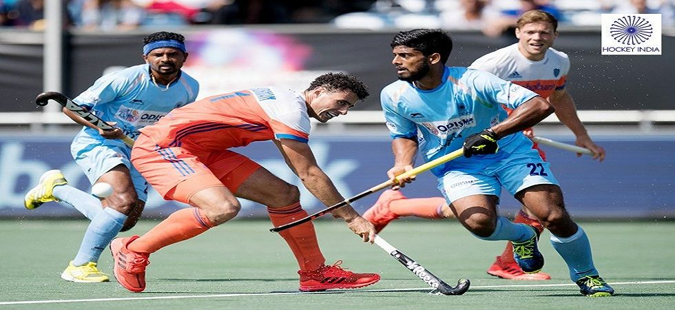 India Under-21 men's hockey team lose to the Netherlands 3-2 (Image Credit: Twitter)
