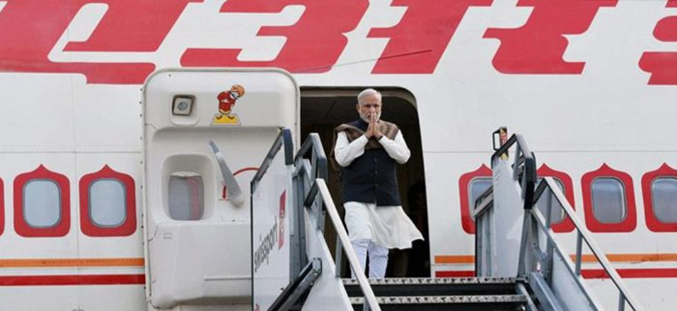 PM Modi's plane will fly via Oman and Iran to reach Bishkek. (File Photo)