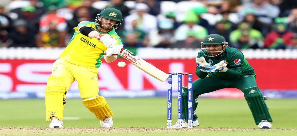 David Warner blasted his 15th century and first in ODIs after two years during the ICC Cricket World Cup 2019 clash against Pakistan in Taunton. (Image credit: Getty Images)