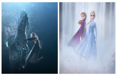 Frozen 2 trailer is here! And it looks more magical and 'icier' than ever WATCH