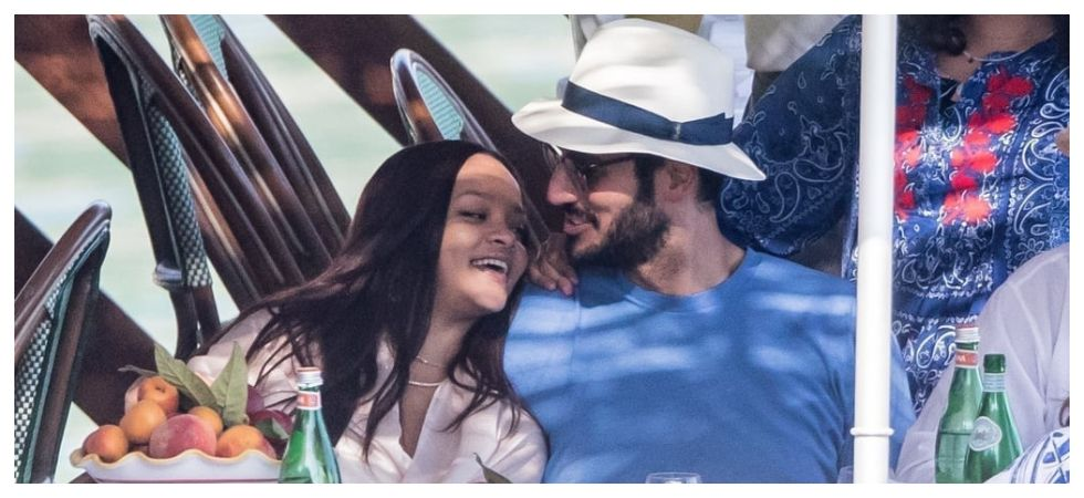 Rihanna opens up about romance with Hassan Jameel (Photo: Instagram)