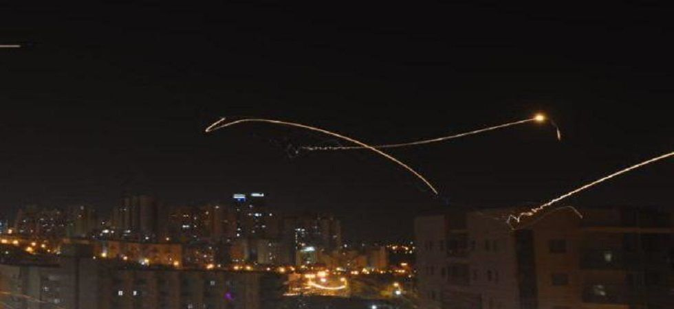 Israel strikes Gaza (File Photo)