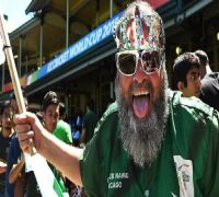 The Pak-born fan who gets match tickets from Dhoni, since 2011