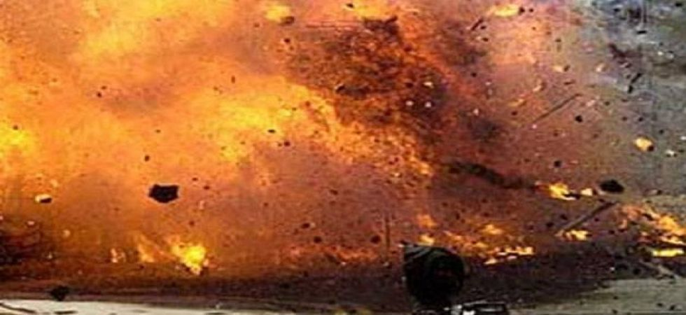The serial bomb blasts outside a cemetery near Hamidia mosque at Malegaon near Nashik on September 8, 2006, claimed 37 lives and injured over 100 people. (File photo)