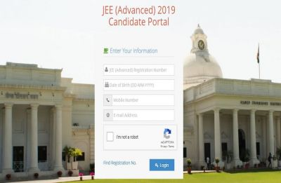JEE Advanced Result 2019: IIT Roorkee declares results, PUBLISHED ONLINE, CHECK NOW