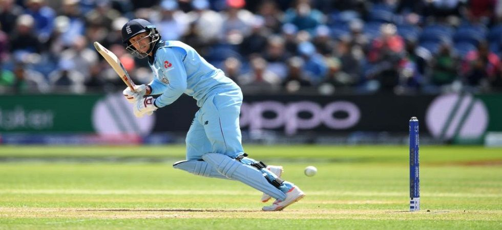 Joe Root took two wickets as Nicholas Pooran held firm for West Indies in the ICC Cricket World Cup clash in Southampton. (Image credit: Getty Images)
