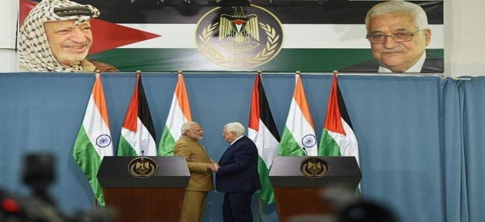 Abbas said the Ansari family's presence in the old city of Jerusalem reflects the strong traditional ties between Indian and Palestinian people. (File Photo)