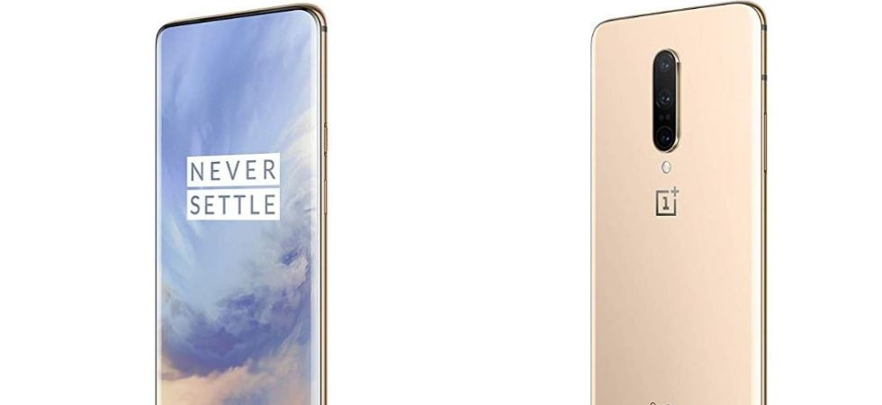 OnePlus 7 Pro Almond colour variant (Photo Credit: Twitter)