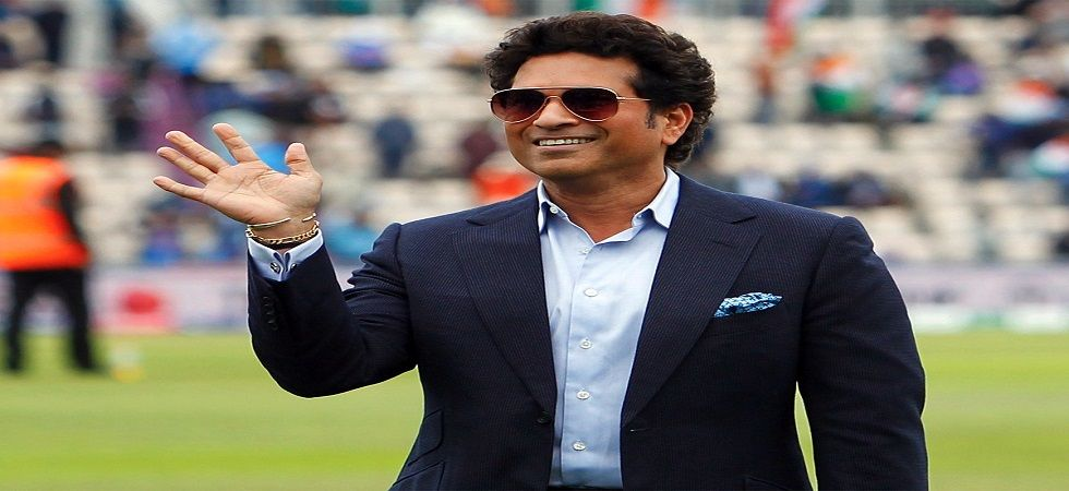 Sachin Tendulkar is currently doing commentary in World Cup 2019 (Image Credit: Twitter)